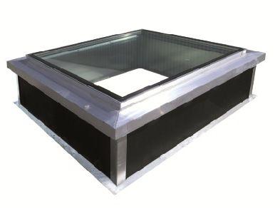 Fenetre de toit double vitrage