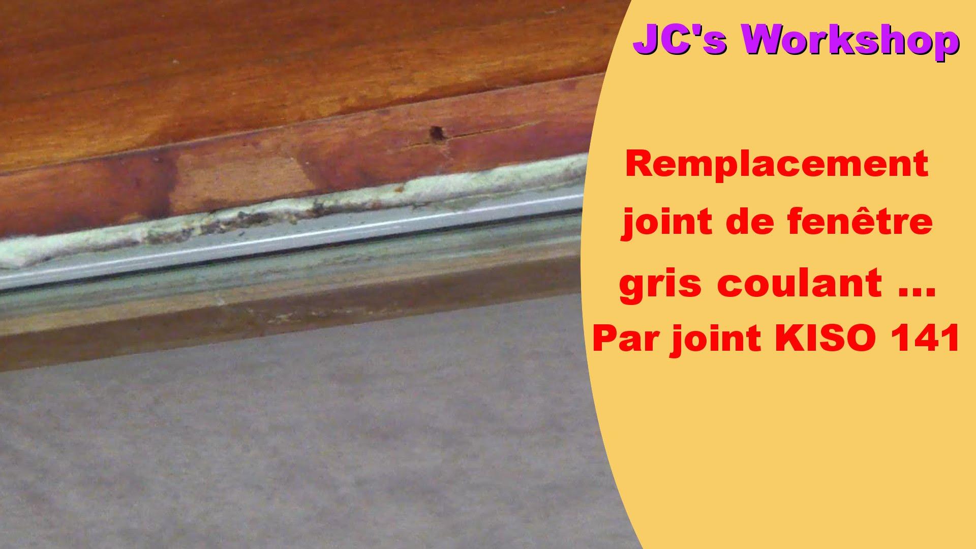 Joint fenetre lapeyre