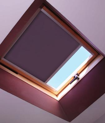 Fenetre de toit optilight fakro