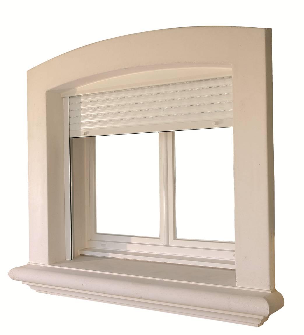 encadrement fenêtre