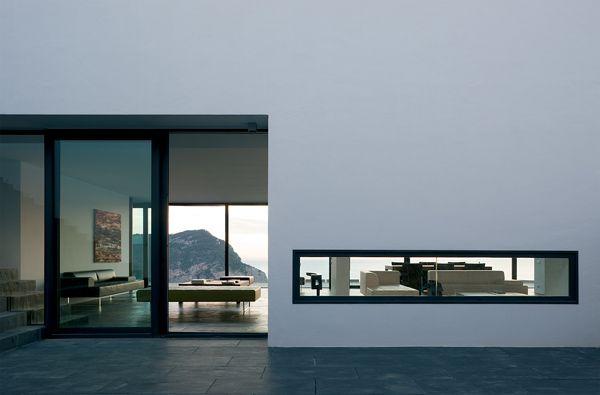 fenetre maison contemporaine