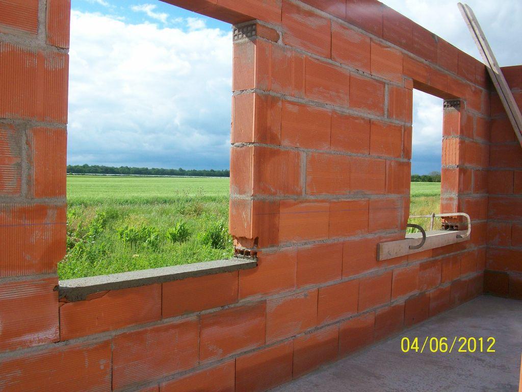 appui de fenetre en brique
