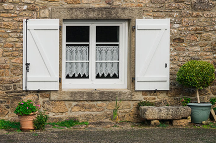 image de fenetre maison