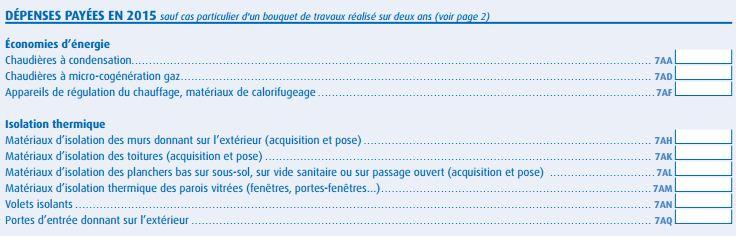 Credit D'impot 2015 Fenetre - Idée de travaux et fenetre