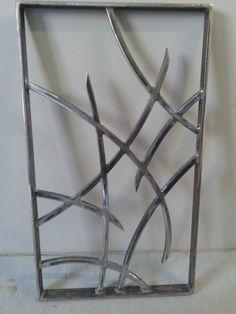 grille de fenetre moderne