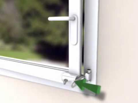 protection fenêtre bébé