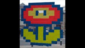 pixel art fenetre