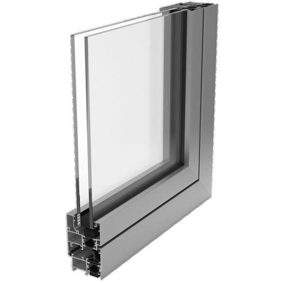 profilé aluminium fenetre