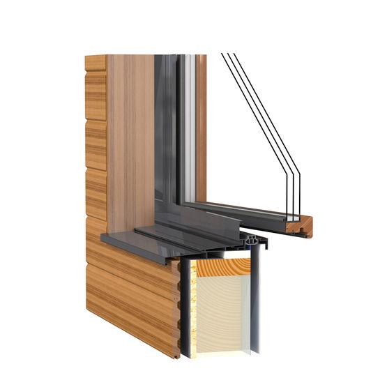 fenetre bois aluminium