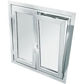 prix d'une fenêtre pvc double vitrage