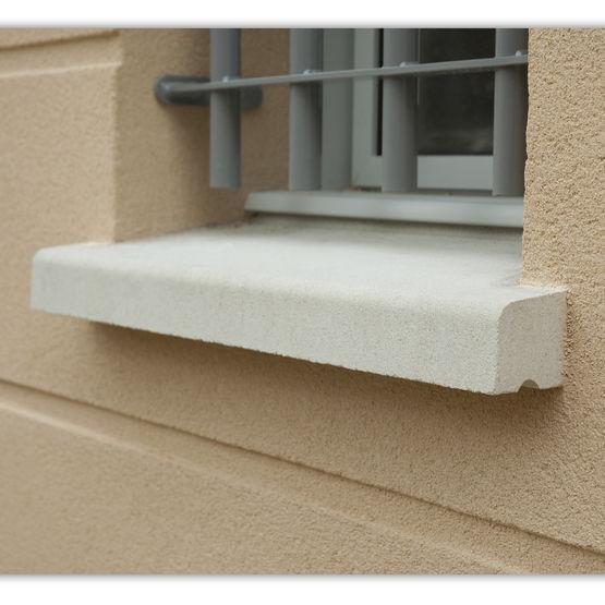 appuis de fenêtre béton
