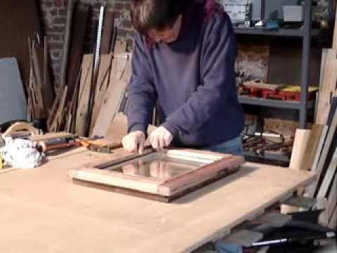 remplacer vitrage fenetre bois