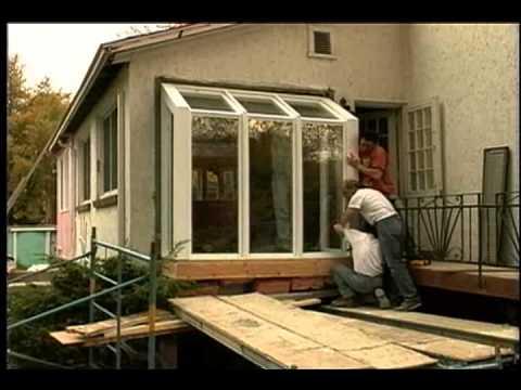 fenêtre à encorbellement