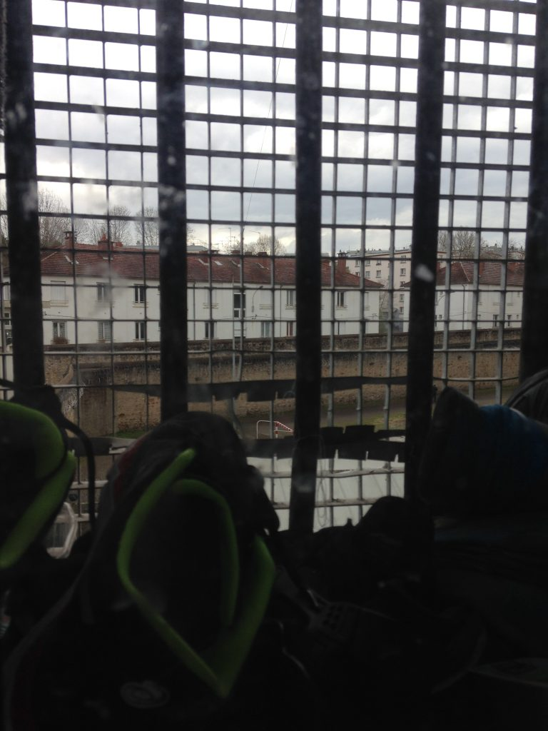 fenetre prison