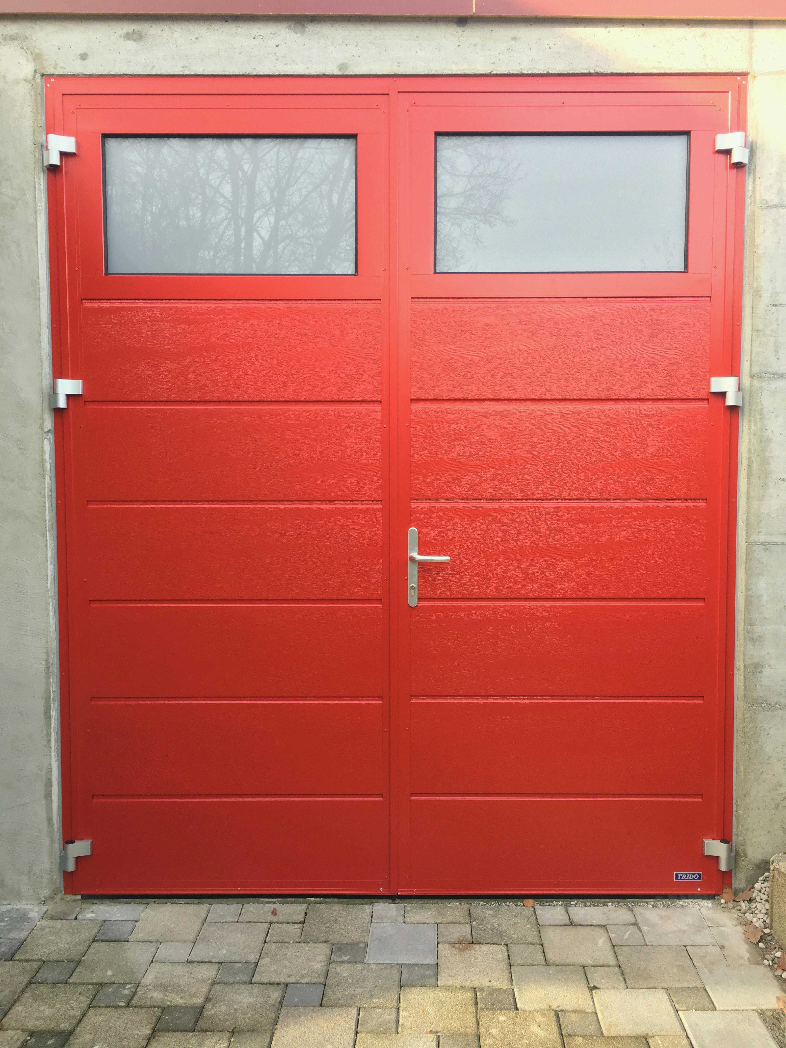 fenetre garage standard