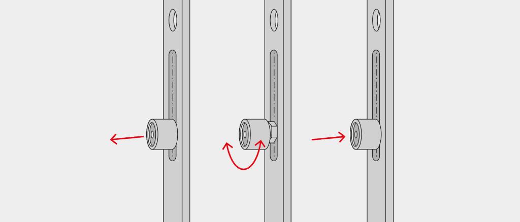 systeme de fermeture porte fenetre