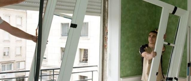 changement fenêtre copropriété