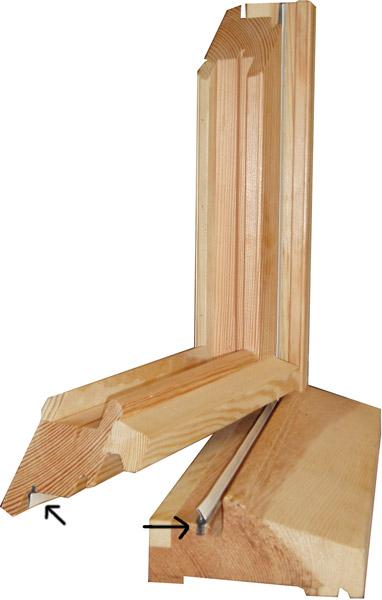 joint de fenetre bois