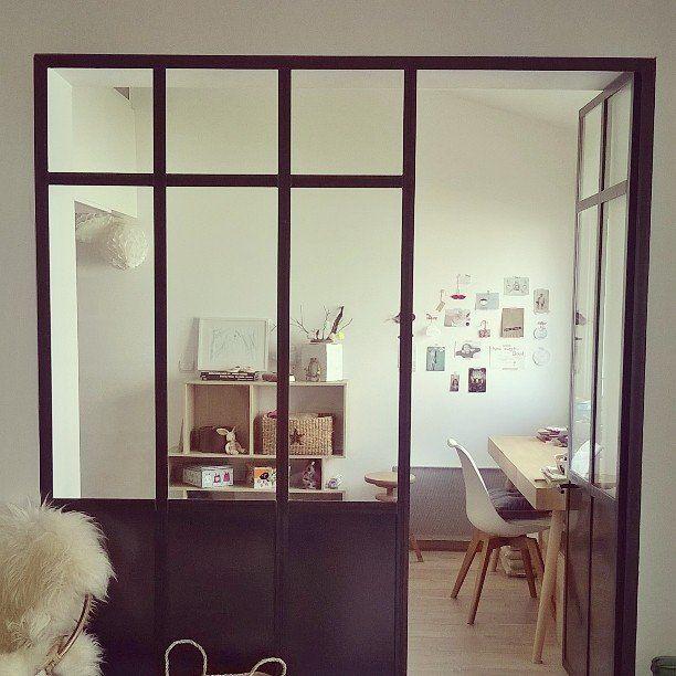 fenetre atelier interieur